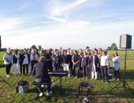 Promising Voices repetitie 26 juni 2018