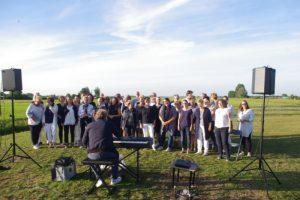 Promising Voices repetitie 26 juni 2018
