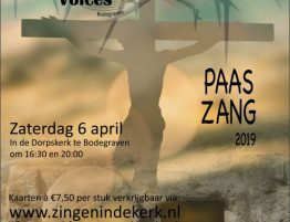 Promising Voices Paaszang 2019