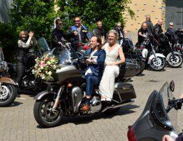 bruiloft vera en ron