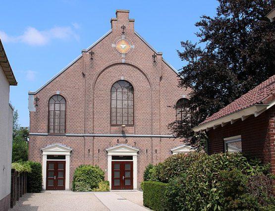 PKN Gereformeerde kerk Waarder